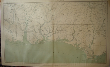 Southern Alabama, Florida Panhandle, l894
